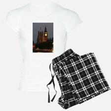 Stunning! BIG Ben London Pr Pajamas