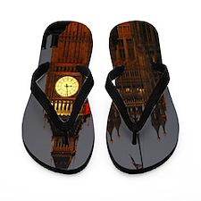 Stunning! BIG Ben London Pro Photo Flip Flops