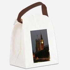 Stunning! BIG Ben London Pro Phot Canvas Lunch Bag