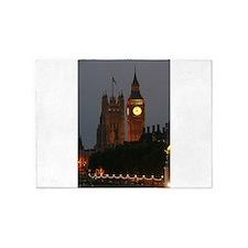Stunning! BIG Ben London Pro Photo 5'x7'Area Rug
