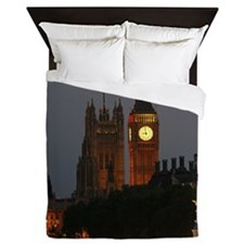 Stunning! BIG Ben London Pro Photo Queen Duvet