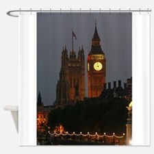 Stunning! BIG Ben London Pro Photo Shower Curtain