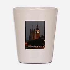 Stunning! BIG Ben London Pro Photo Shot Glass