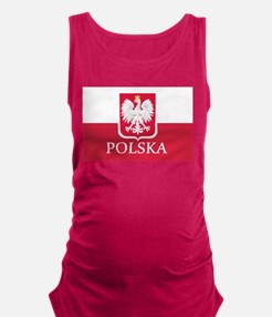 Polska Eagle Flag Coat of Arms White Eagle Banner