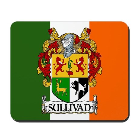 Sullivan Arms Flag Mousepad