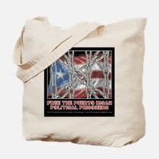 Free the Puerto Rican Political Prisoners Tote Bag
