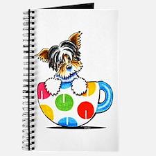 Biewer Yorkie Cup Journal