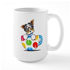 Biewer Yorkie Cup Mug