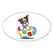 Biewer Yorkie Cup Decal