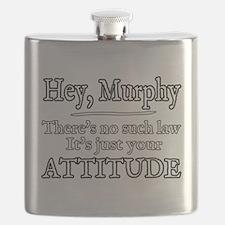 Murphy was wrong Flask