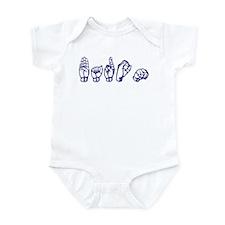 Baron Infant Bodysuit