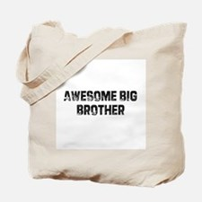 Awesome Big Brother Tote Bag