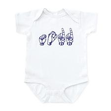 Todd Infant Bodysuit
