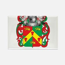 Hewer Coat of Arms (Family Crest) Rectangle Magnet