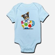 Biewer Yorkie Cup Body Suit