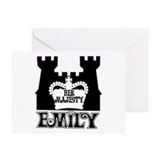 Her Majesty Emily Greeting Cards (Pk of 10)