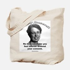 Eleanor Roosevelt 01 Tote Bag