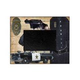 Police Picture Frames
