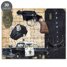 Police Puzzle