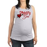 Daddy's Girl Maternity Tank Top