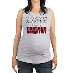 teenage daughter.png Maternity Tank Top