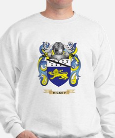 Hickey Coat of Arms (Family Crest) Sweatshirt