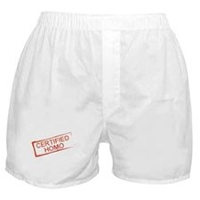 Certified Homo Boxer Shorts