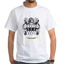 Higgins Coat of Arms (Family Crest) T-Shirt