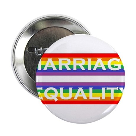 """Marriage Equality 2.25"""" Button"""