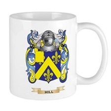 Hill Coat of Arms (Family Crest) Mug