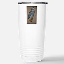 African Timneh Grey Travel Mug