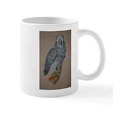 African Timneh Grey Mug