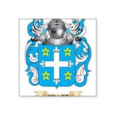 Hillier Coat of Arms (Family Crest) Sticker