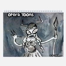 Opera Toon Moments Calendar - Series 3