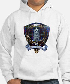 Clan Malcolm Crest Hoodie