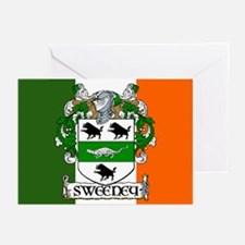 Sweeney Arms Flag Cards (Pk of 10)