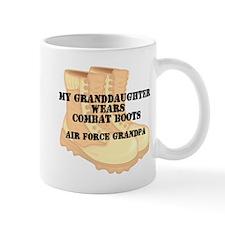 AF Grandpa Granddaughter DCB Mug