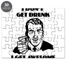 Awesome Drunk Puzzle