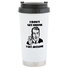 Awesome Drunk Travel Mug
