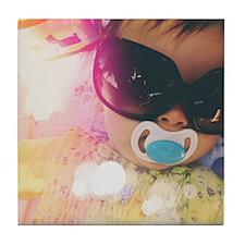 Baby Glam Tile Coaster