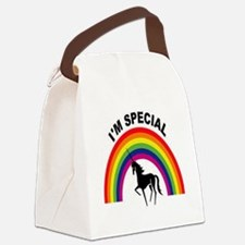 I'm special Canvas Lunch Bag