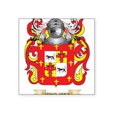 Hinojosa Coat of Arms (Family Crest) Sticker