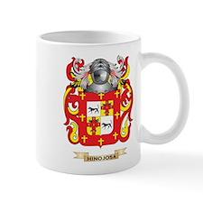 Hinojosa Coat of Arms (Family Crest) Mug