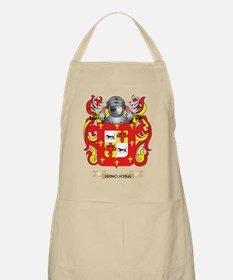 Hinojosa Coat of Arms (Family Crest) Apron