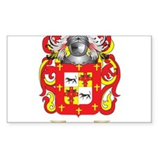 Hinojosa Coat of Arms (Family Crest) Decal