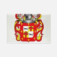 Hinojosa Coat of Arms (Family Crest) Rectangle Mag