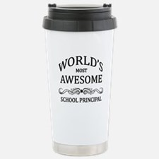World's Most Awesome School Principal Stainless St