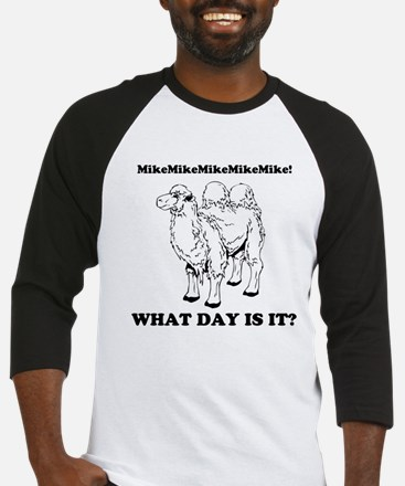 What day is it? Hump Day! Baseball Jersey
