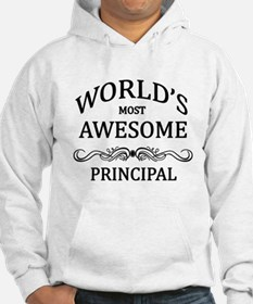 World's Most Awesome Principal Hoodie