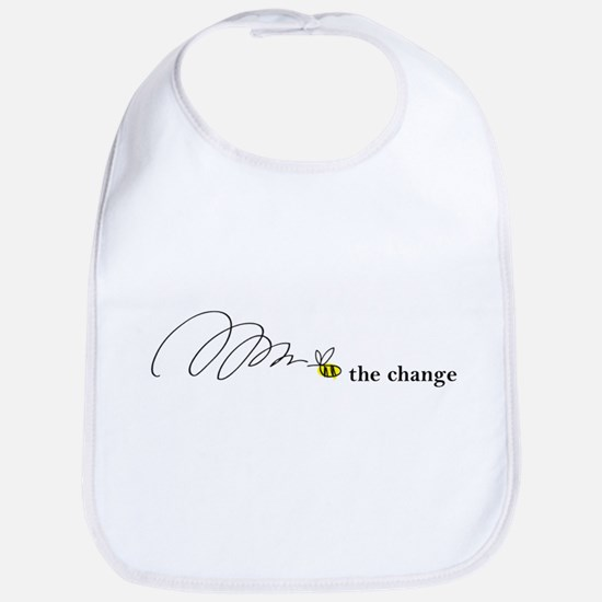 Bee The Change Bib